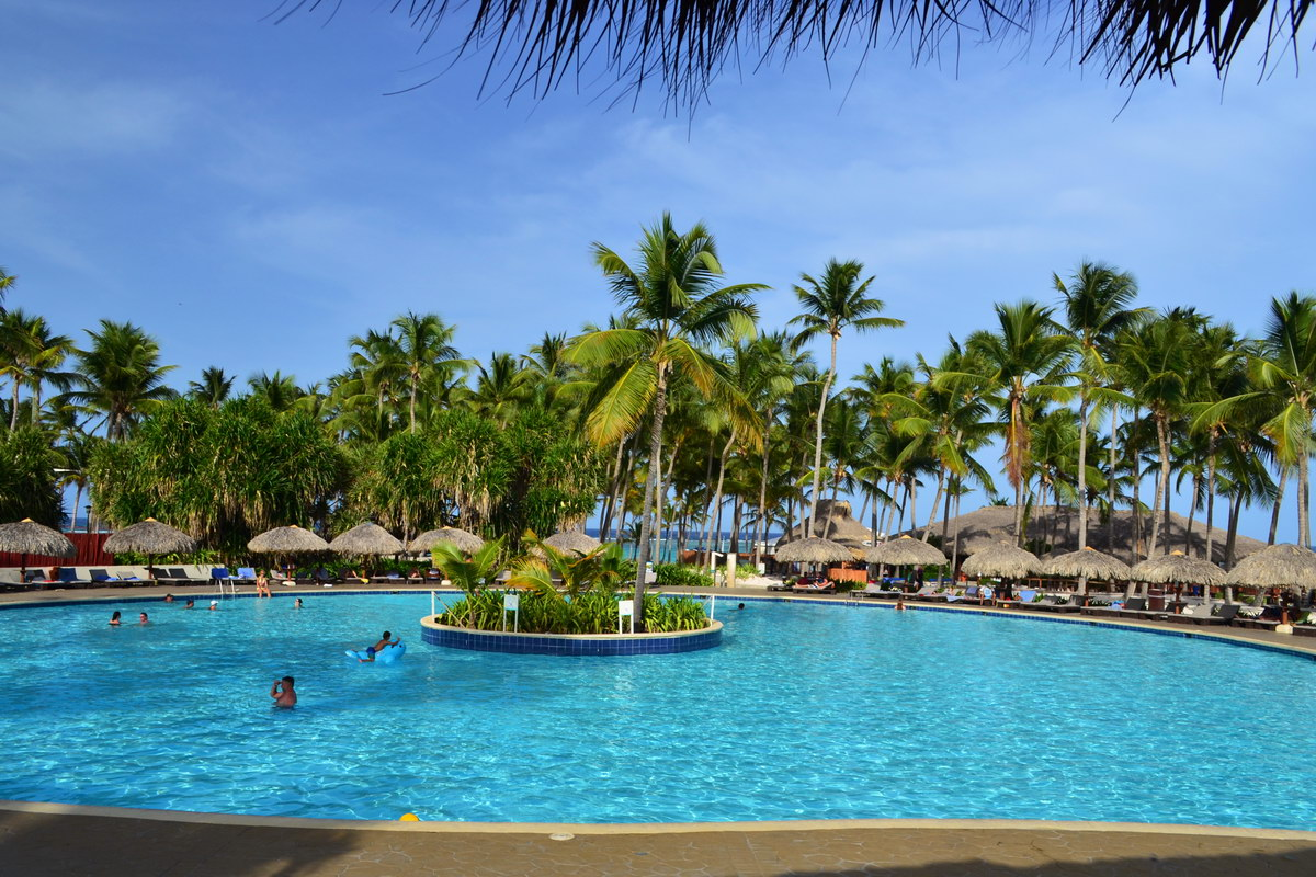 Club med punta cana photos for Mediterranean all inclusive resorts