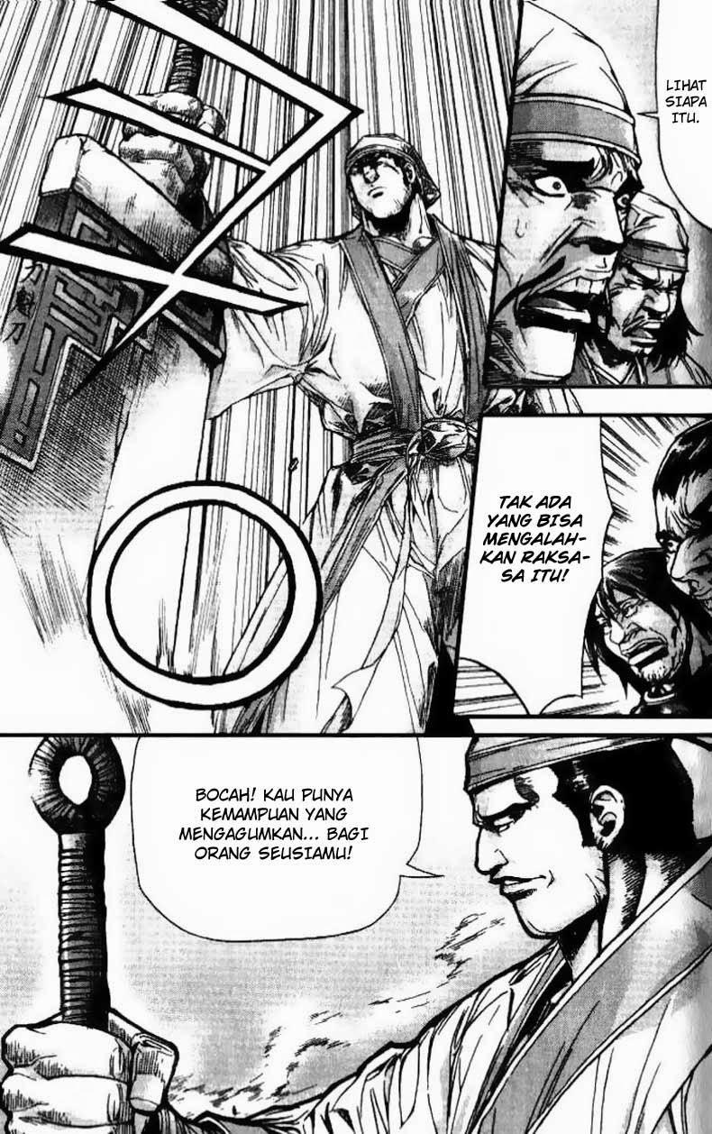 Komik demon king 094 - chapter 94 95 Indonesia demon king 094 - chapter 94 Terbaru 11|Baca Manga Komik Indonesia