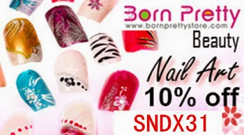 10% Off and Free Shipping @ Born Pretty Store with Code SNDX31