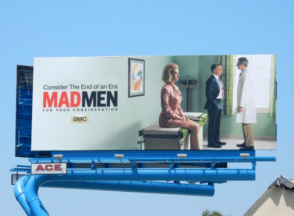 Mad Men Emmy 2015 Betty billboard