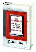 The Knowledge - Lewis Dartnell book cover