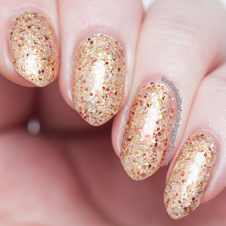 Mckfresh Nail Attire Planeteers polish collection I am Captain Pollution