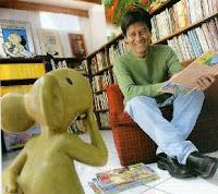 Juan Acevedo y El cuy, se presentará en la Feria del Libro Ricardo Palma