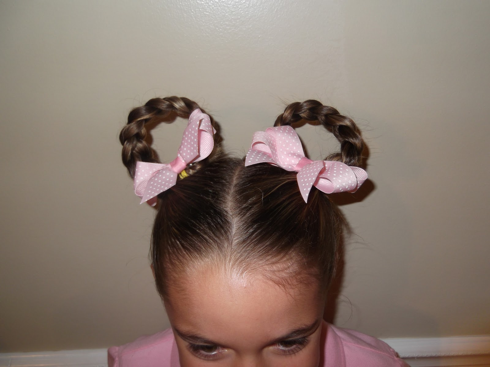 Shaunell S Hair Little Girl S Hairstyles Crazy Hair Day