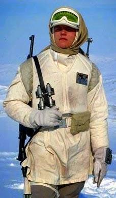 Star Wars Hoth Rebel Vest COSPLAY