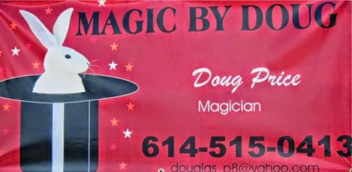 Local Magician Doug Price