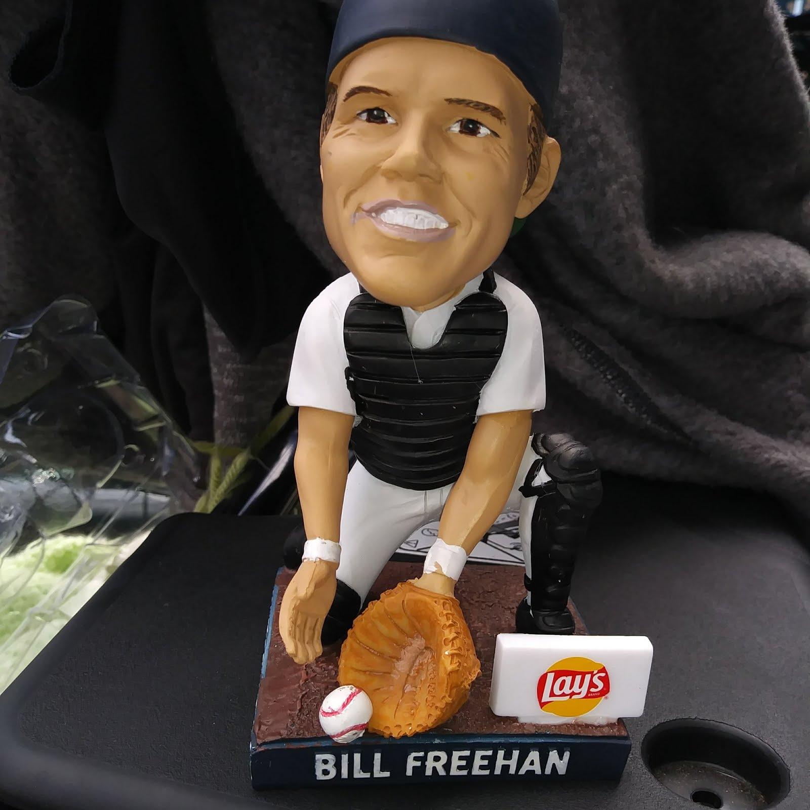 Bill Freehan Bobblehead