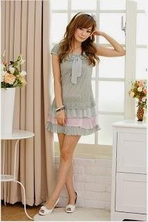 Model Baju Wanita Korea Terkini 2014