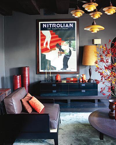 Sarah savage interior design inspired pantone 39 s color of for Interior tango 01