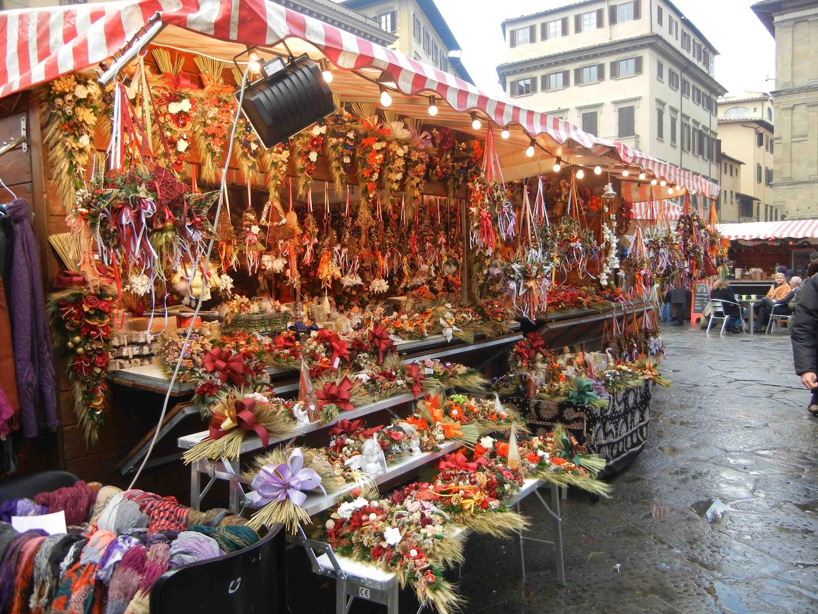 Io amo firenze eventi di dicembre sagre e mercatini for Mercatini toscana