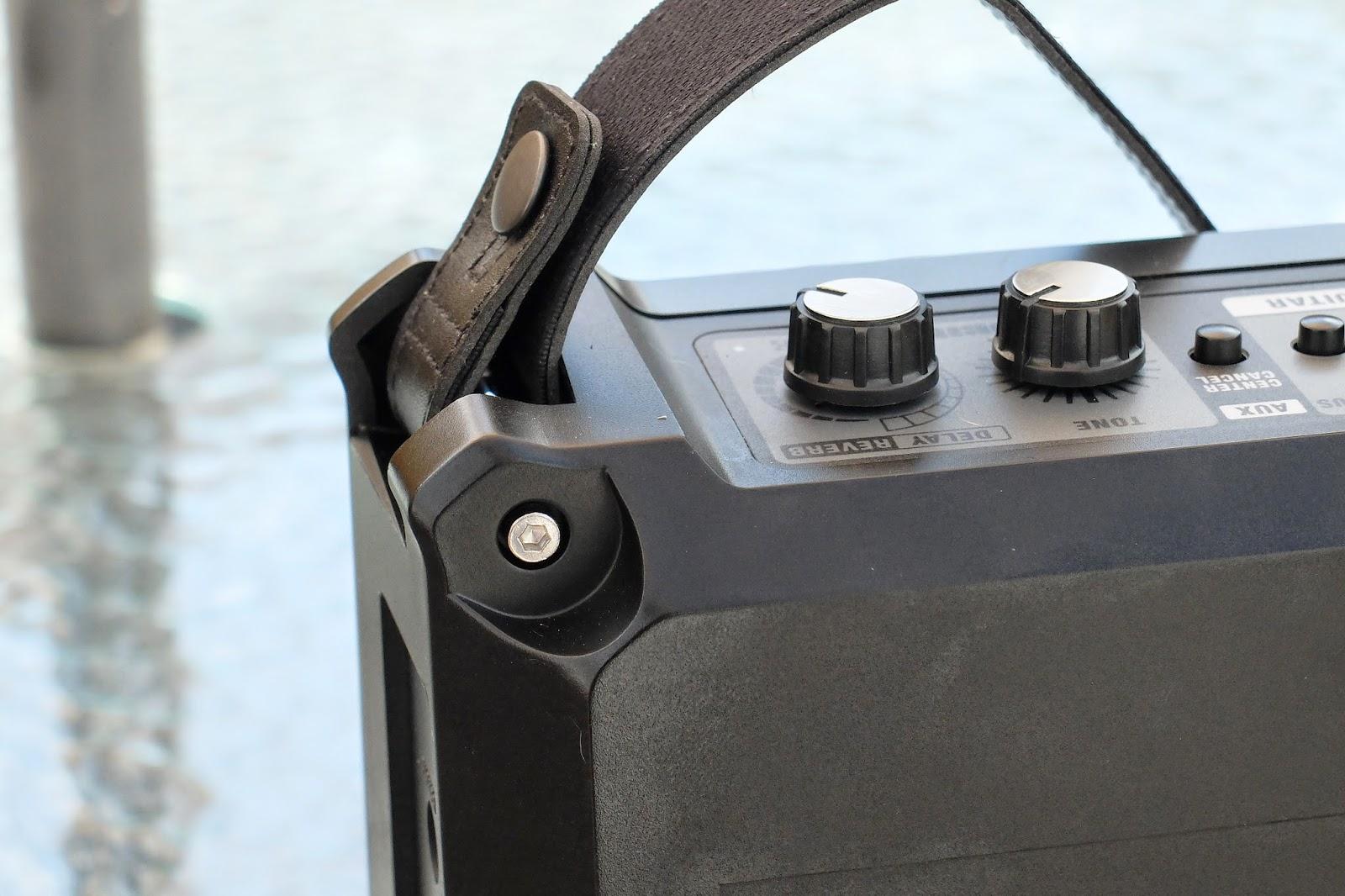 Roland Mobile Cube strap