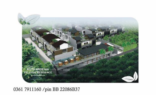 Rumah idaman for Terrace 8 residence kuta