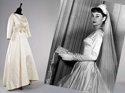 Audrey Hepburn 1952 Any fan of Audrey would know that this dress has its
