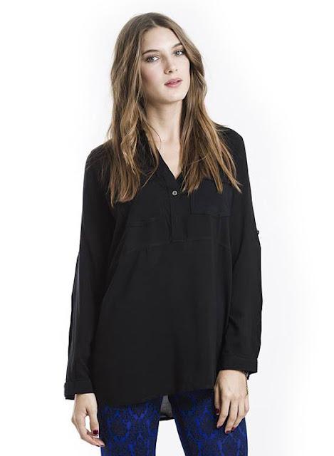 Camisas, camisolas y blusas invierno 2015 Tibetano Store.