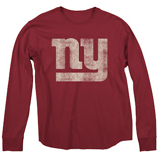 new york giants man fashion apparel