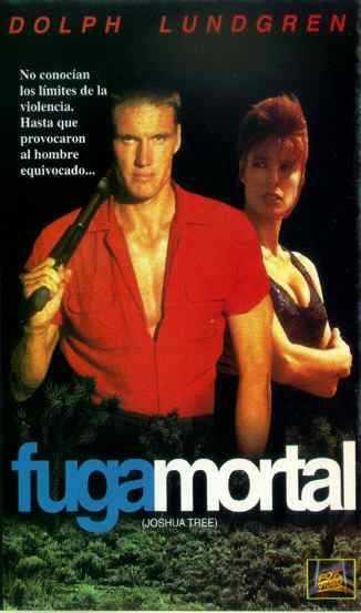 FUGA MORTAL (Army of one) Versão não Censurada 1993 Dolph  LUNDGREN