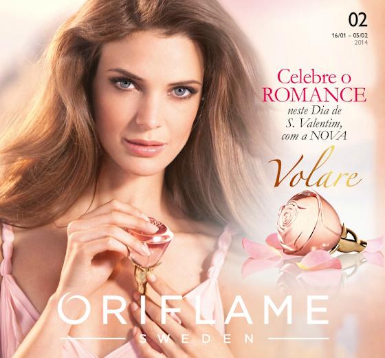 Oriflame - Catálogo 02 de 2014