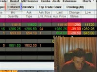 A Typical Day in the Precious Metals Market (Click Pic for Video)