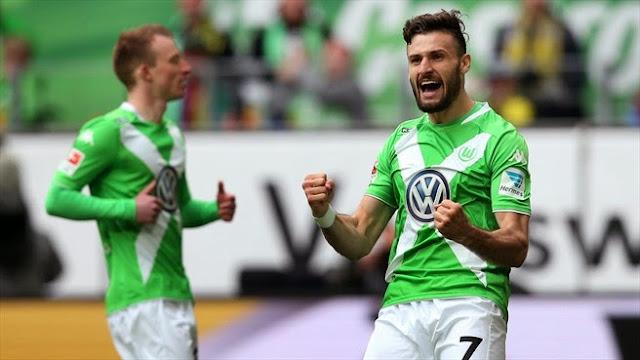 Highlights Wolfsburg 2 – 1 Borussia Dortmund (Bundesliga)