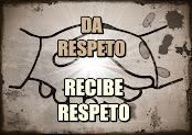 Cronicas de Ghost pide por favor se tenga respeto en este blog.Respeta y seras respetado.