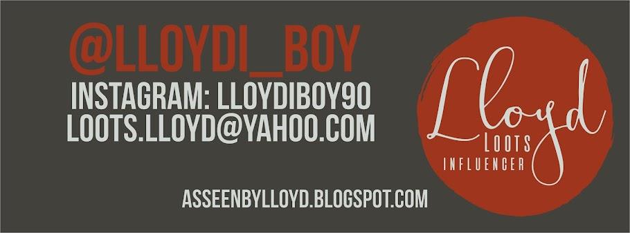 As Seen By Lloyd