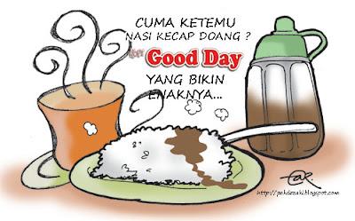 Kopi Good Day Nolong Banget