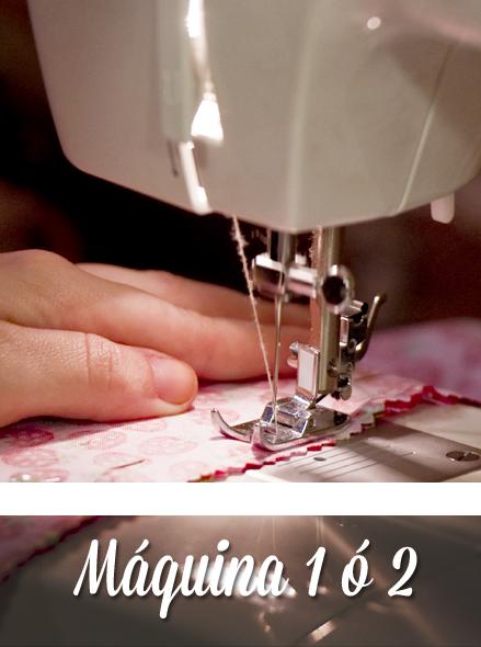 Monográfico Máquina de coser en Trapo y Tela