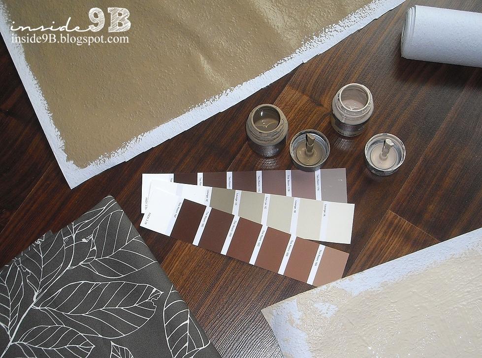 inside 9 b mission schon ein kleines bisschen accomplished. Black Bedroom Furniture Sets. Home Design Ideas