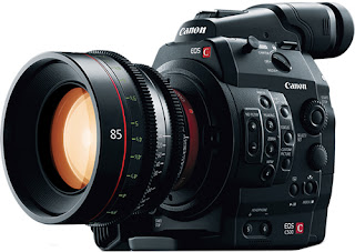 Kamera Canon EOS C500