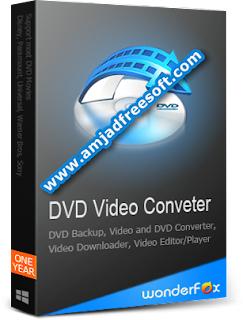 WonderFox DVD Video Converter v8.2 With Serial Keys Free Download [New]