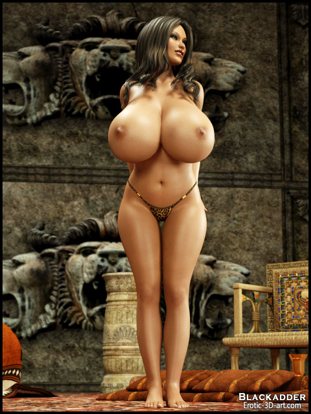 3d erotic model one lucky