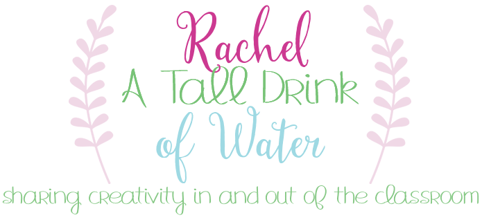Rachel A Tall Drink of Water