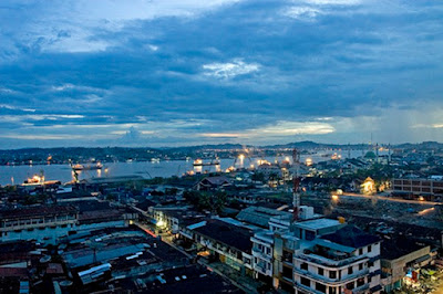 Sejarah Awal Berdiri Kota Samarinda