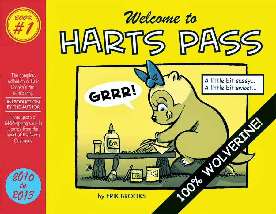 WELCOME TO HARTS PASS: VOLUME NO. 1