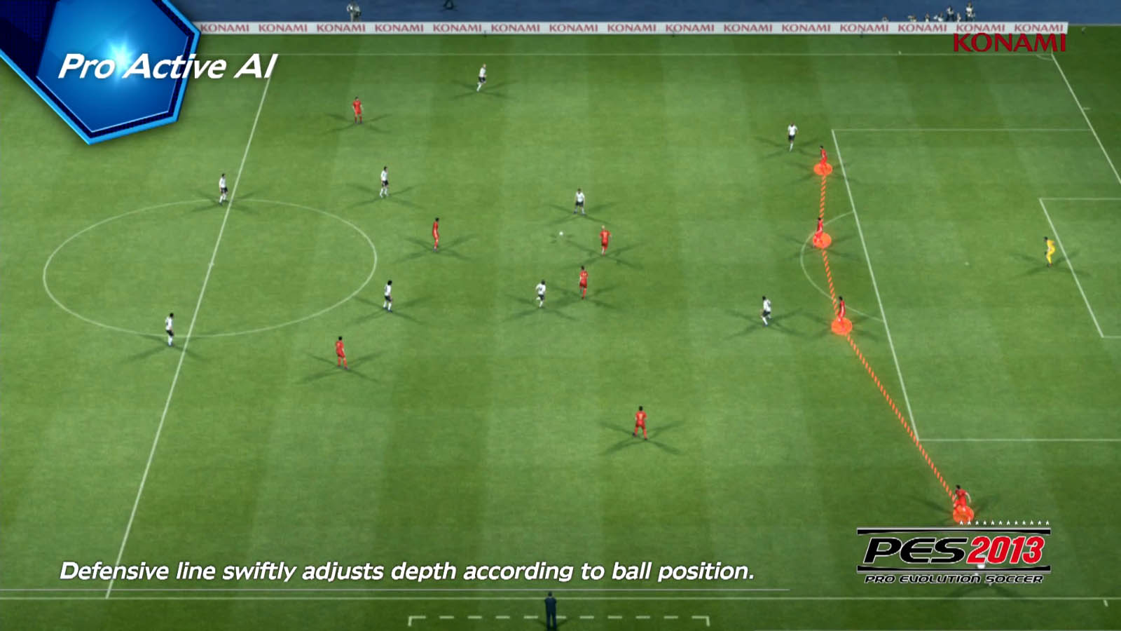 PES Pro Evolution Soccer » Game Android