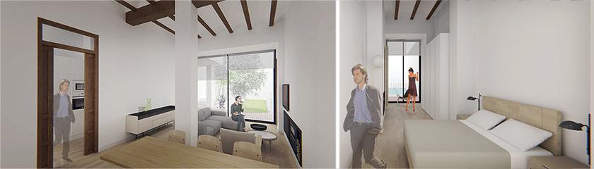 Dg arquitecto valencia proyectos for Arquitectos valencia