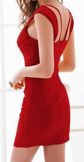 Love This Cute Red Dress