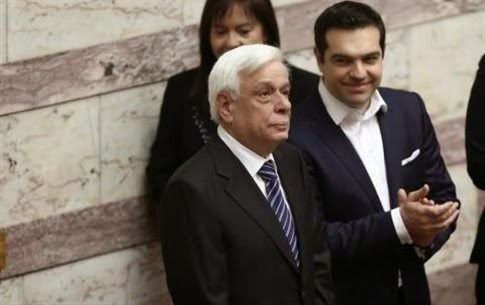 Ορκίστηκε ο Προκόπης Παυλόπουλος Προέδρος της Δημοκρατίας