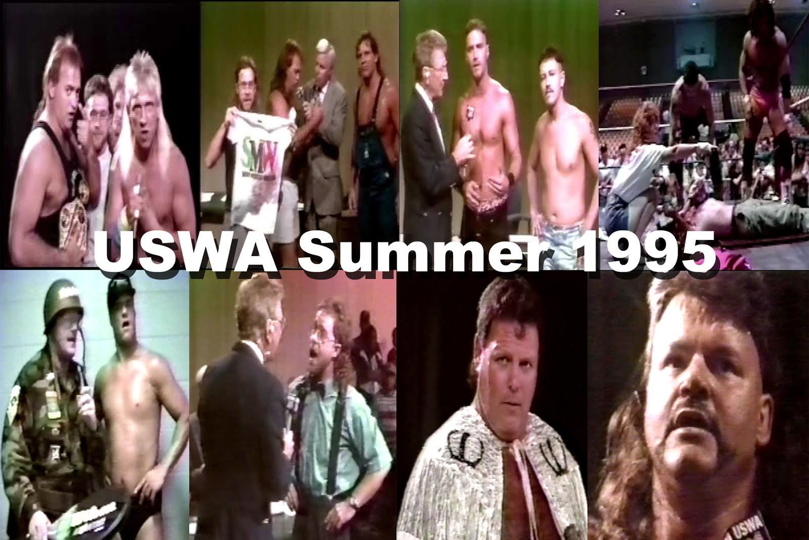 Summer 1995 USWA vs. SMW