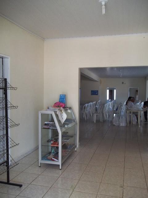 Centro espírita de Seabra na Chapada Diamantina