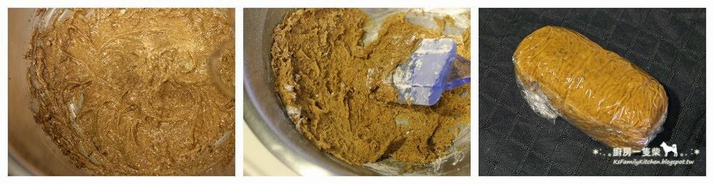 無鹽奶油放置於室溫下軟化,加入黑糖,以攪拌器 ...