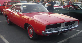 The dodge charger