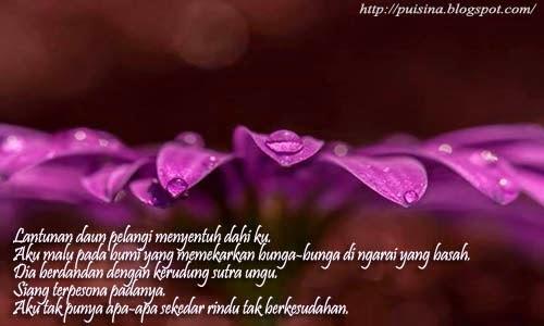 """Puisi """"Lantunan Daun Pelangi"""" By Sky Shucaya"""