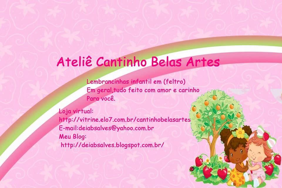 CANTINHO BELAS ARTES