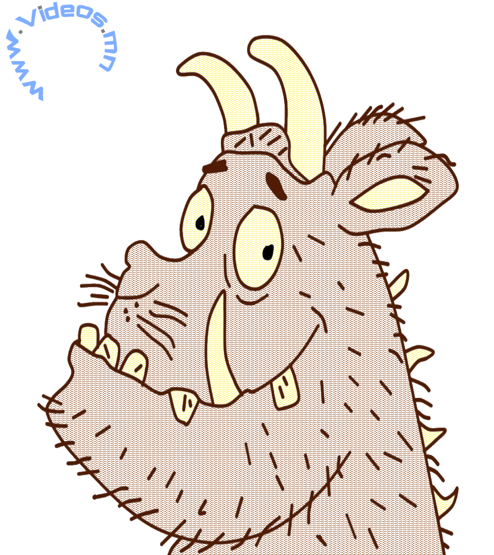 The gruffalo colouring pages to print - Gruffalo The Gruffalo Colored Page