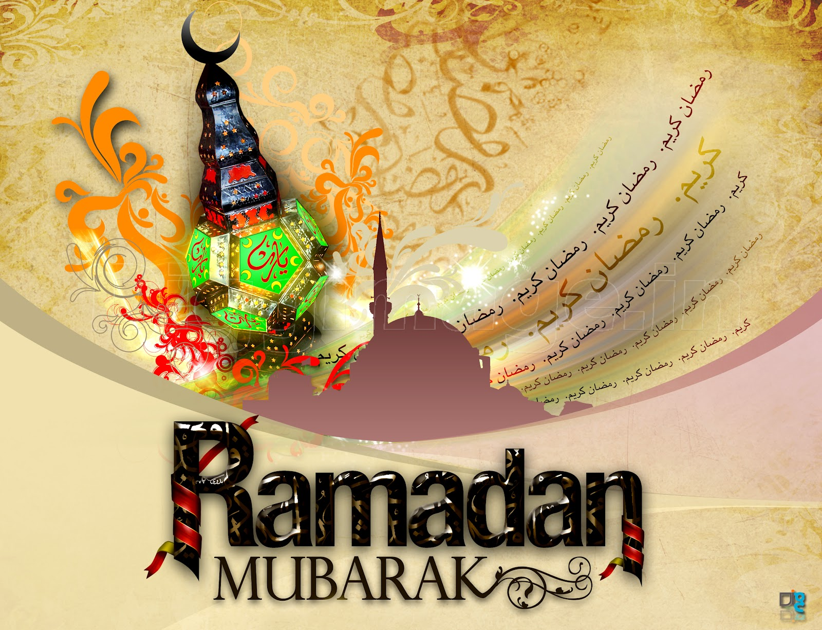 Hd wallpaper ramzan mubarak - Ramadan Mubarak Hd Wallpapers Wishing Happy Ramadan In Urdu Scraps Having Spiritual Quotes
