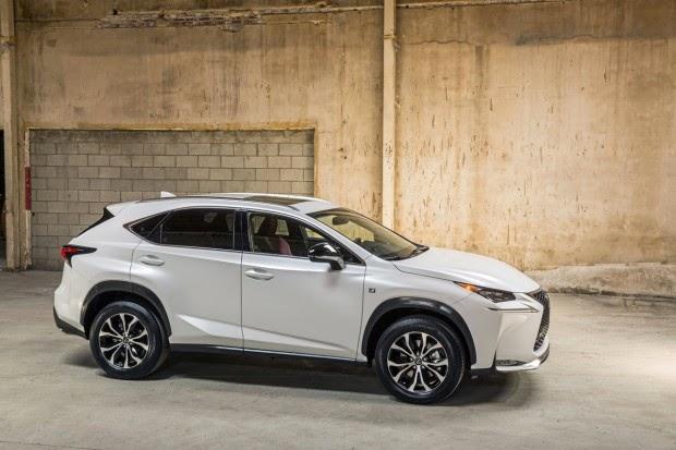 Lexus NX suv