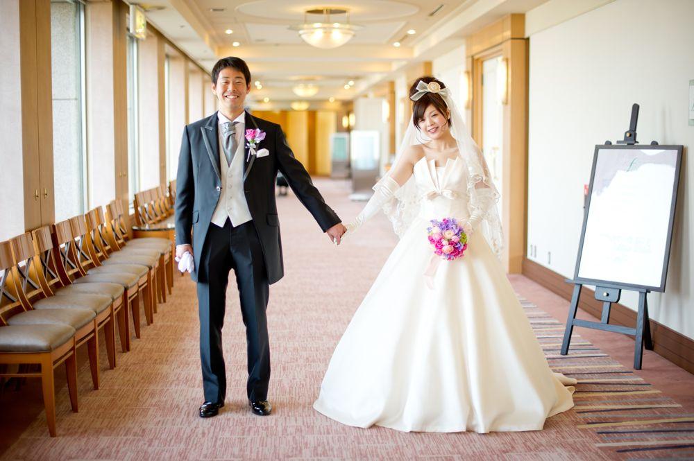 結婚式写真:KKRホテル東京