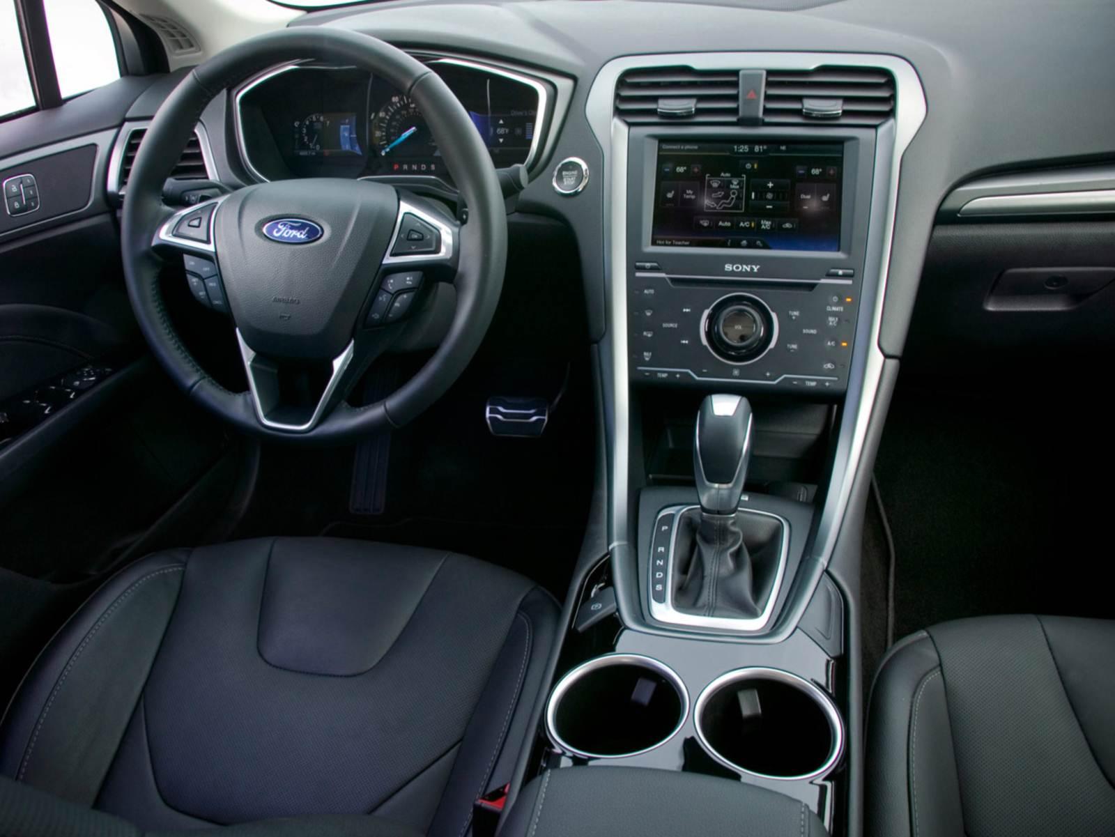 Ford Fusion 2013 Fotos Pre 231 O Consumo E Especifica 231 245 Es
