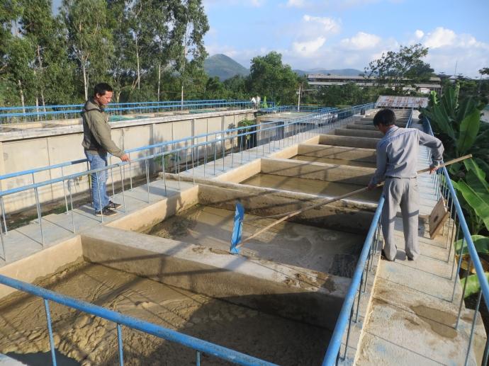 Gia Lai: Đề nghị thủy điện xả nước đẩy lui ô nhiễm trại bò Hoàng Anh Gia Lai